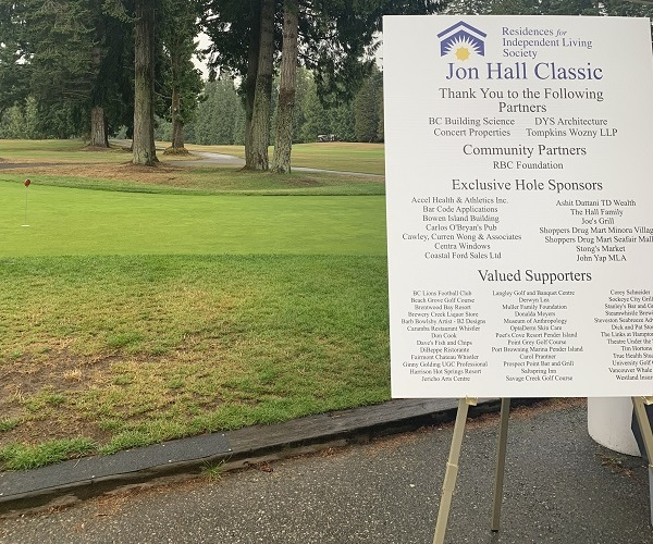 2019 RILS Charity Golf Tournament – Thanks!